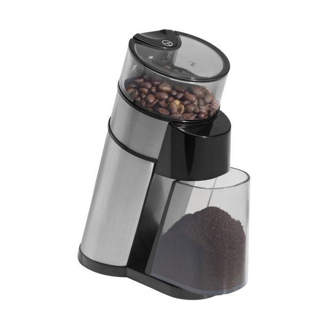 Rocambolesk Superbe Moulin à café électrique en acier inoxydable Bestron Akm1405 150 W Neuf