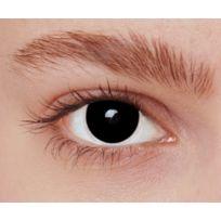 Auva Vision - Lentilles Fantaisies Black - 1 Mois