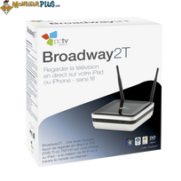 Pctv - Broadway 2T- Double tuner Tnt Hd autonome streaming iPhone/iPad 23088