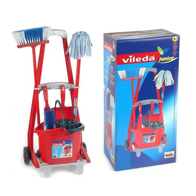 Klein Chariot de ménage Vileda