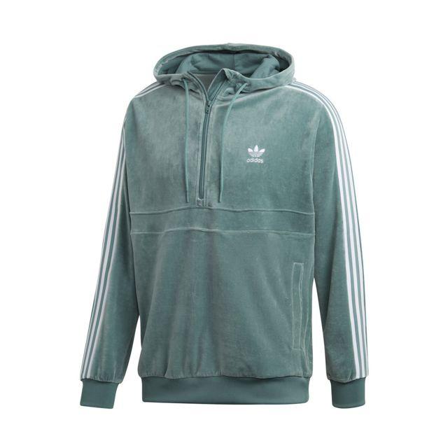 Adidas originals Sweat Sweat Capuche Cozy Halfzip Dv1624