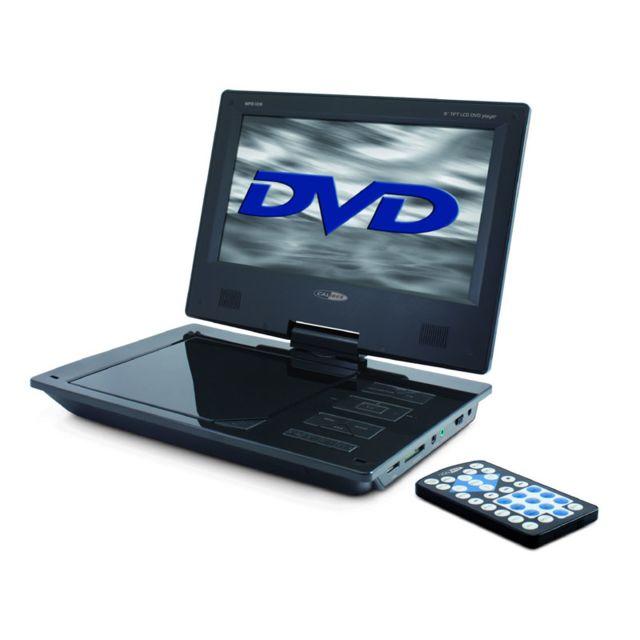 destockage caliber lecteur dvd portable mpd109 pas cher. Black Bedroom Furniture Sets. Home Design Ideas