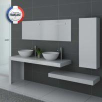 Meuble salle de bain avec vasque en verre - catalogue 2019 ...