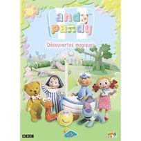 Ufg - Andy Pandy - Découvertes magiques