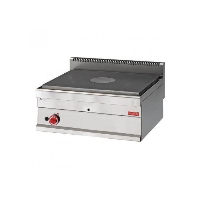 Gastro M Plaque coup de feu à poser - 8,2 kW 650