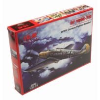 Icm - 1:72 - Bf 109E-7/B Wwii German Fighter - Bomber - 72135
