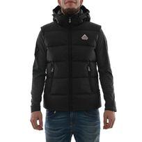 Pyrenex - Gilets ss manche spoutnic vest mat noir