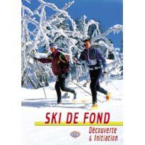 - Ski De Fond : DÉCOUVERTE & Initiation - Sport Loisirs - Ski - Dvd - Edition simple