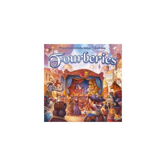 Bombyx Jeux de société - Fourberies Fourberies - Jeux de société
