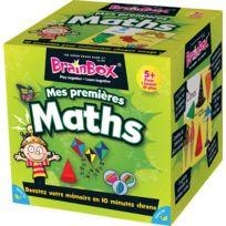 The Green Board Game Co - Jeux de société - Brain Box Mes Premieres Maths