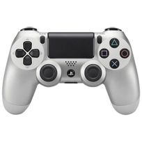 SONY - Dual Shock PS4 Silver V2