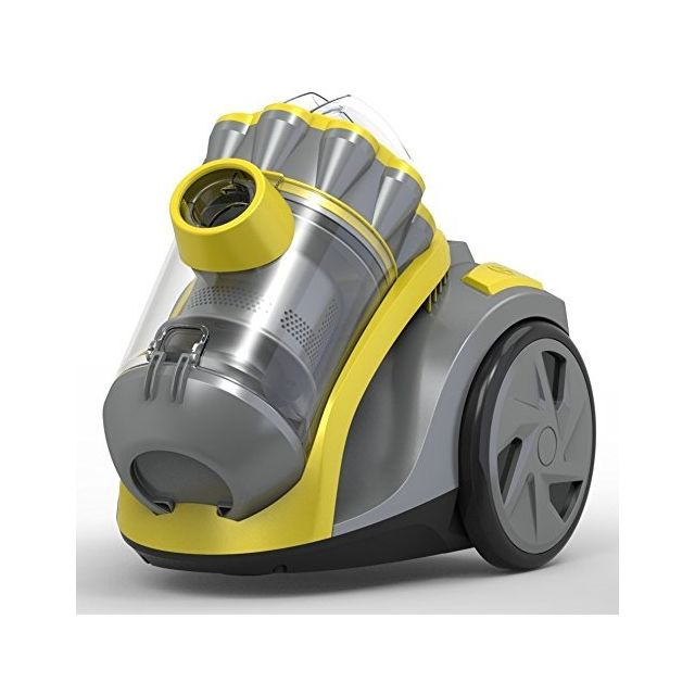 KLAISER Aspirateur Sans Sac Extractor Ultra Compact 1600W