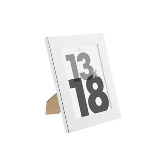 Paris Prix Cadre Photo Classique 13x18cm Blanc