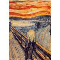 Editions Ricordi - Puzzle 1000 pièces : Le Cri, Edvard Munch
