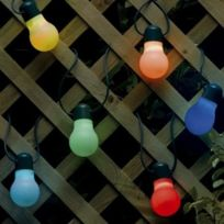 Smart Solar - S3706 - Guirlande de 20 ampoules Fête