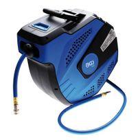 Bgs - Tuyau Pour Air Comprime Avec Enrouleur Automatique 15 M