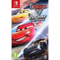 WARNER BROS - Cars 3 : course vers la victoire - Switch