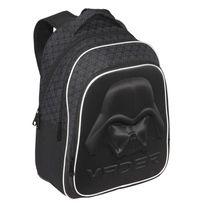 CARREFOUR - Sac à dos noir Star Wars - H 44 cm - OD104457