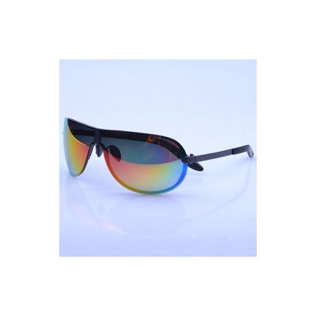 Wewoo - Pour le tir, vélo, ski et golf Lunettes de soleil Uv400 élégantes 10f8ebcaf3d2