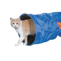 Nobby - Tunnel pour chat nylon crunch 115 x 30 cm