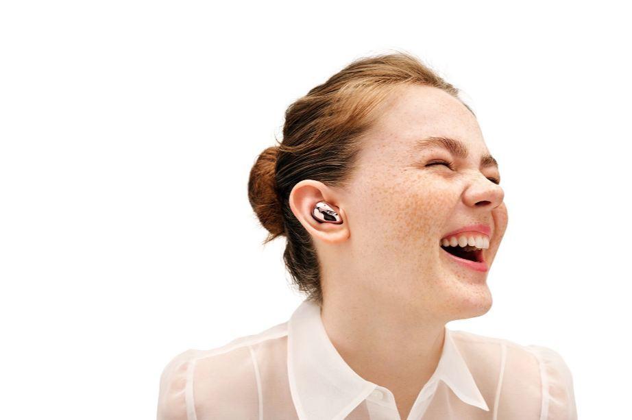 Galaxy Buds Live - Ecouteurs True Wireless - Bronze