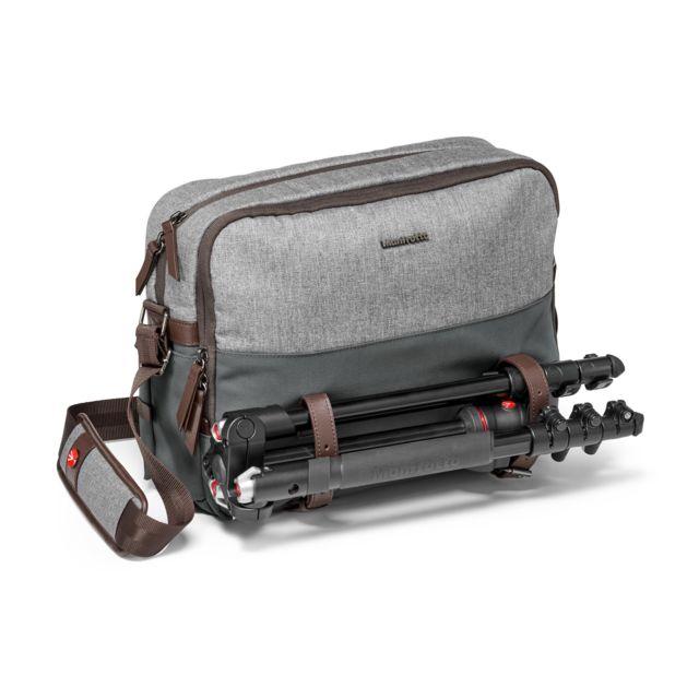 MANFROTTO Sac d'épaule - Windsor Reporter Pour reflex avec 27-70 montée et deux optiques dont une 70-200