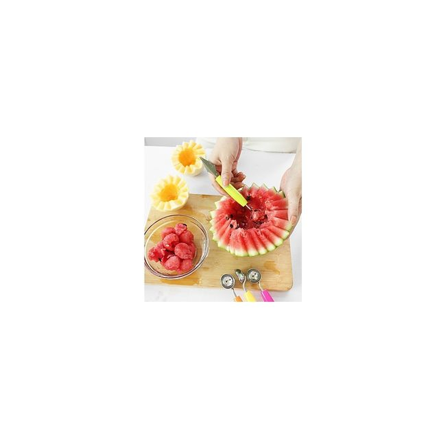 Alpexe Cuillere coupe melon, Pasteque