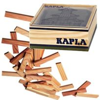 Kapla - 40 planchettes - Vert