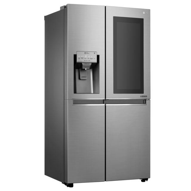 LG Réfrigérateur Américain - GSI960PZAZ - Platinimum
