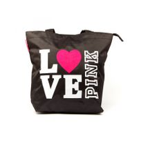 Love Pink - Sac shopping 42 Cm