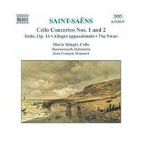 Naxos - Concertos pour violoncelle Nos 1 & 2