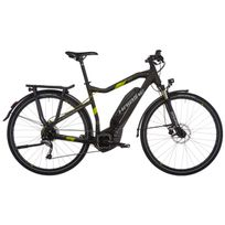 Haibike - Sduro Trekking 4.0 - Vélo de trekking électrique - noir