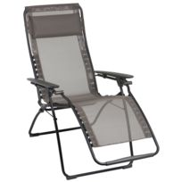 Lafuma Mobilier - Futura Xl - Siège camping - Classic Batyline gris