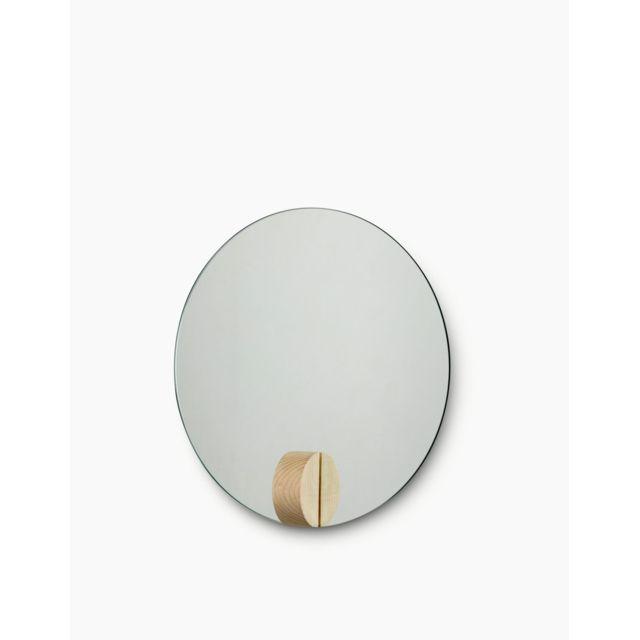 Skagerak Miroir Fullmoon - frêne nature - 30 cm