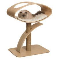 Vesper - Arbre à Chat avec Haut Peuplier pour Chat