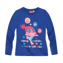 Trolls - Fille Tee-shirt manches longues