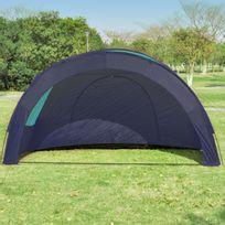Casasmart - Tente 6 personnes 480 x 350 x 195 cm bleu