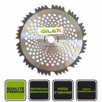 Silex - Lame de coupe à 48 dents ® pour débroussailleuse