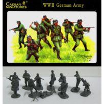 Caesar Miniatures - Figurines 2ème Guerre Mondiale : Fantassins armée allemande 1939-1941