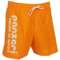 Panzeri - Shorts multisports Uni a orange jersey short Orange 64031