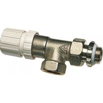 Rbm - Corps de robinet thermostatique équerre inversé - filetage 15x21