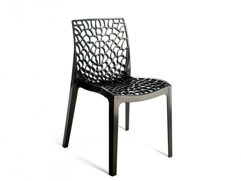 Chaise Gruvyer - Anthracite