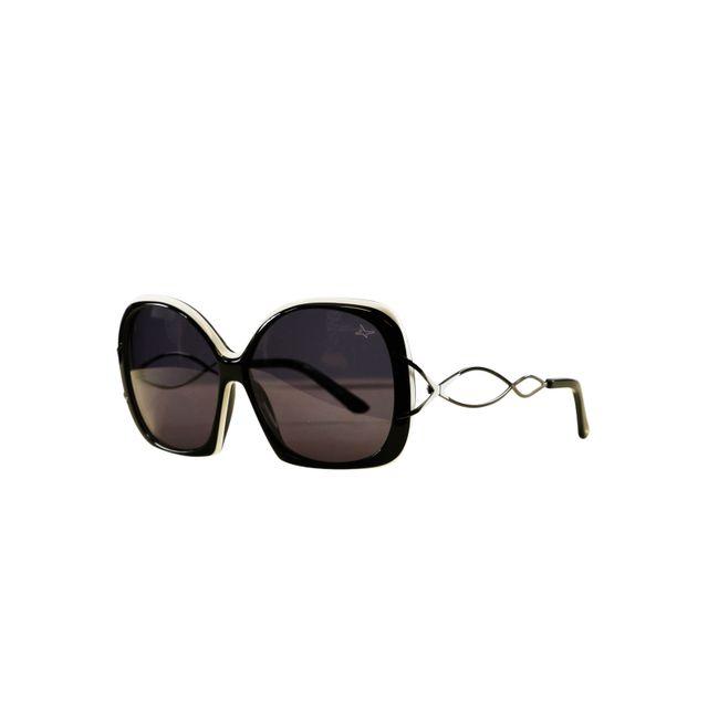 Mauboussin - Lunettes de soleil Eyewear Thirty Noir   Blanc - pas cher Achat    Vente Lunettes Tendance - RueDuCommerce 7b0d3d65cf63