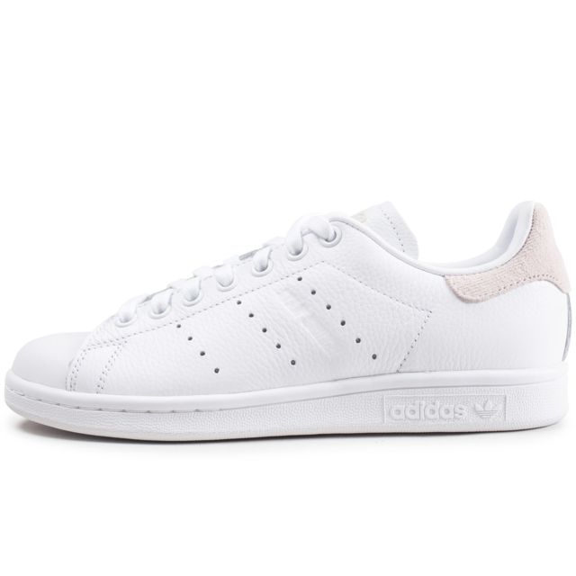 stan smith blanche femme a scratch