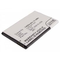 100000VOLTS - Batterie Téléphone-Smartphone pour Blackberry Bold Touch 9220