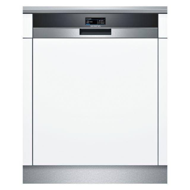 siemens lave vaisselle int grable sn578s04te achat lave vaisselle. Black Bedroom Furniture Sets. Home Design Ideas