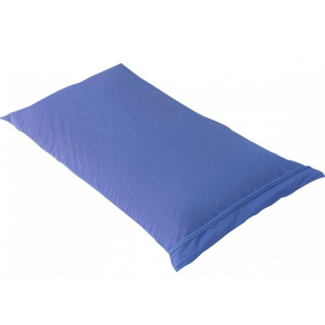 altobuy fresh taie d 39 oreiller 70x40cm bleu azur imperm able et respirante 40cm x 70cm. Black Bedroom Furniture Sets. Home Design Ideas
