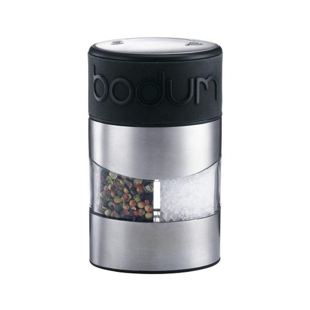 BODUM moulin sel et poivre manuel combiné - 11002-01