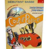 Coup De Pouce - Basse débutant Volume 1