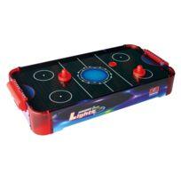 Kein Hersteller - Table De Air Hockey 69CM BLACK Edition With Light, Mh190888